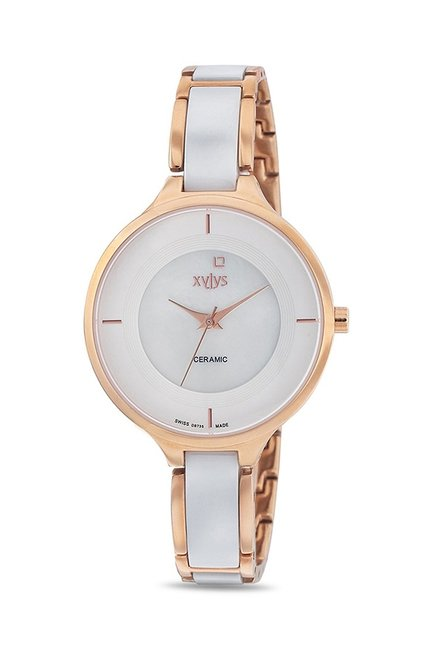 Xylys NF9920WD02 Analog Watch for Women