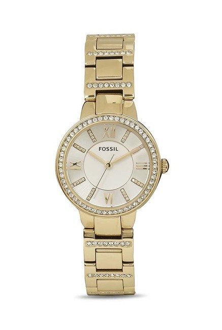 Fossil ES3284 Virginia Analog Watch for Women image