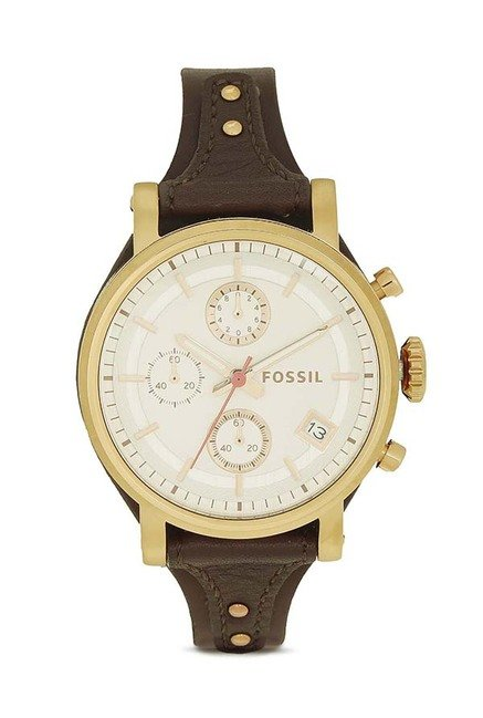 Fossil ES3616 Original Boyfriend Analog Watch for Women