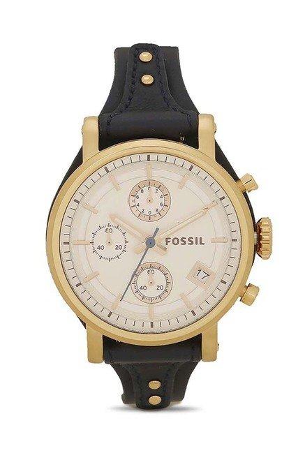 Fossil ES3838 Original Boyfriend Analog Watch for Women
