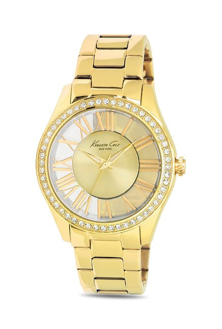 Kenneth Cole KC10008188LDJ Analog Watch for Women