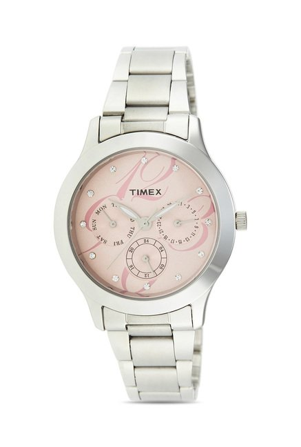 Timex TI000Q80100 E Class Analog Watch for Women