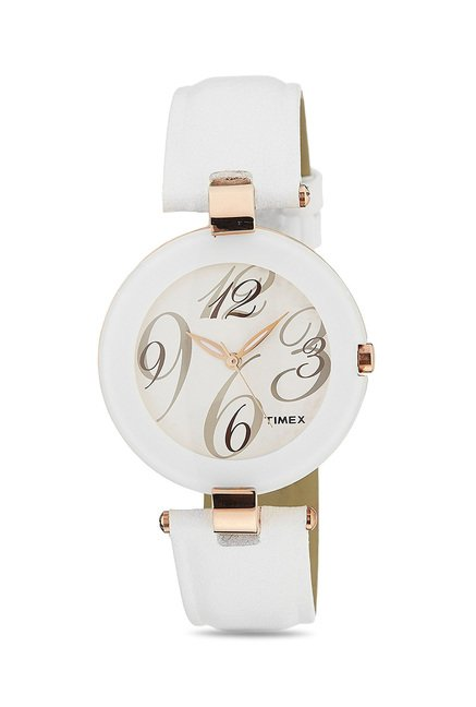 Timex J402 Fashion Analog Watch for Women