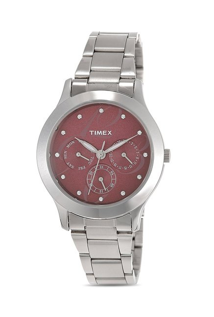 Timex TI000Q80200 E Class Analog Watch for Women