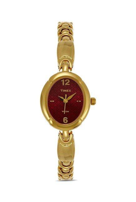 Timex TI000V40200 Classics Analog Watch for Women