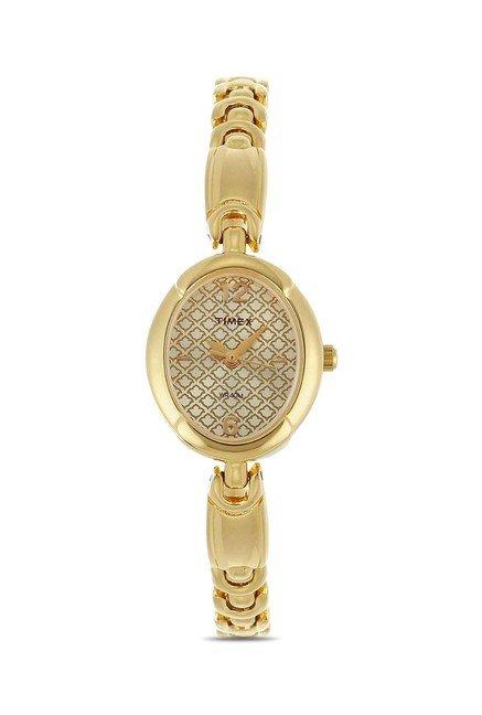 Timex TI000V40100 Classics Analog Watch for Women