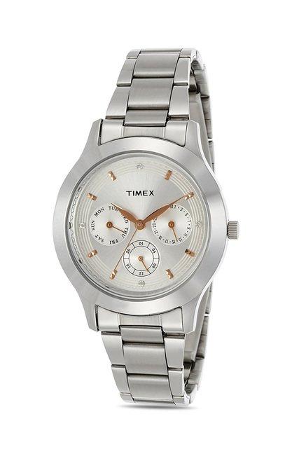 Timex TI000Q80300 E Class Analog Watch for Women