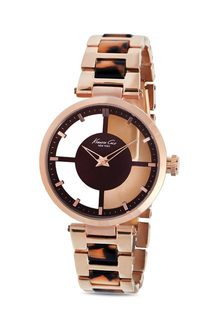 Kenneth Cole KC10007922LDJ Analog Watch for Women