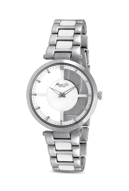 Kenneth Cole KC10008030LDJ Analog Watch for Women