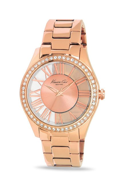 Kenneth Cole KC10008126LDJ Analog Watch for Women