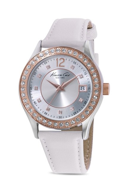 Kenneth Cole KC10020850LDJ Analog Watch for Women