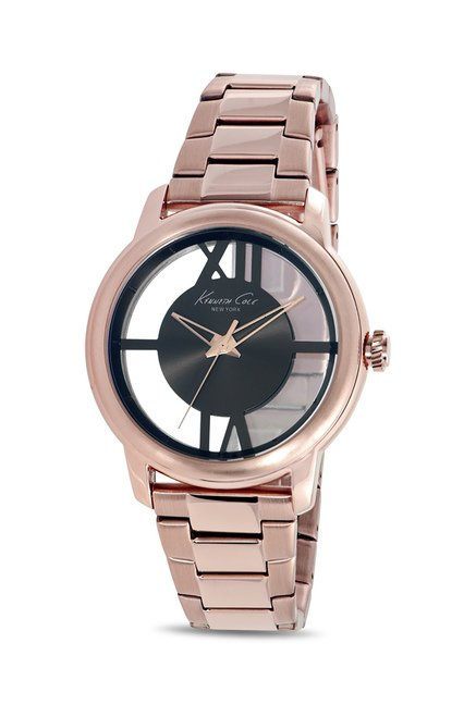 Kenneth Cole KC10024376LDJ Analog Watch for Women