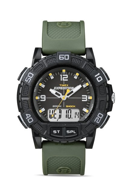 Timex T49967 Expedition Analog-Digital Watch for Men