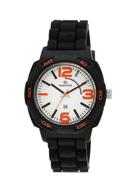 Maxima 27663PPGW Aqua Sport Analog Watch for Men