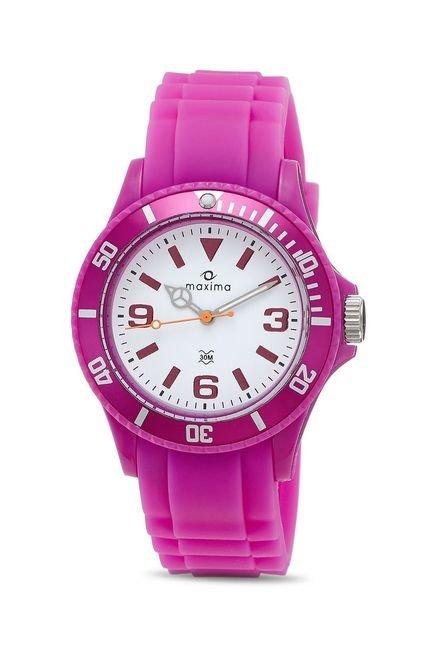 Maxima 31802PPLN Hybrid Analog Watch for Women