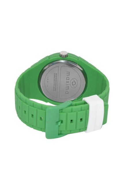 e77bc2aa7 Buy Maxima 36280PPGN Plastic Analog Watch for Men at Best Price ...