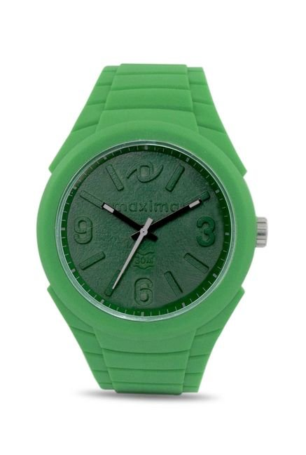 8a47505ba Buy Maxima 36280PPGN Plastic Analog Watch for Men at Best Price   Tata CLiQ