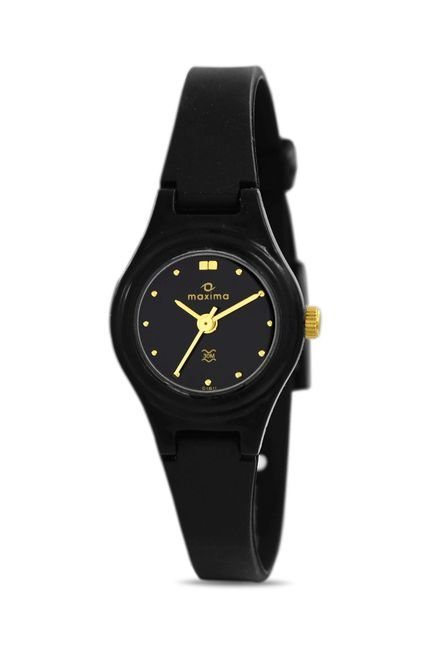 Maxima 01611PPLW Aqua Regular Analog Watch for Women