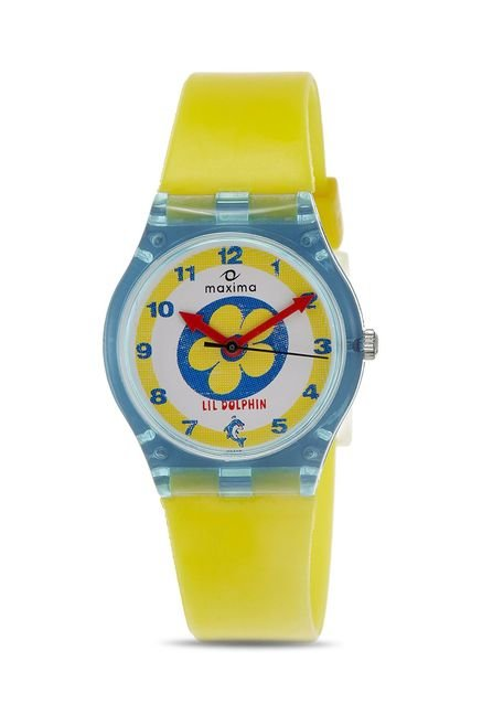 Maxima 04418PPKW MultiColor Dial Analog Kid's Watch (04418PPKW)