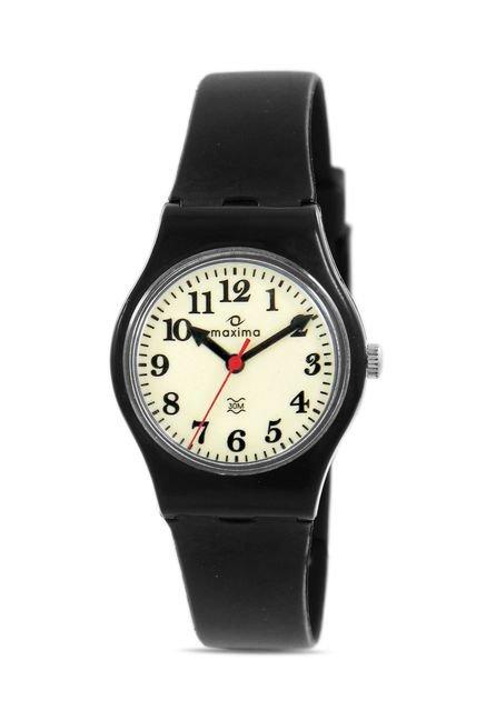 Maxima 03813PPNW Aqua Regular Analog Watch for Women
