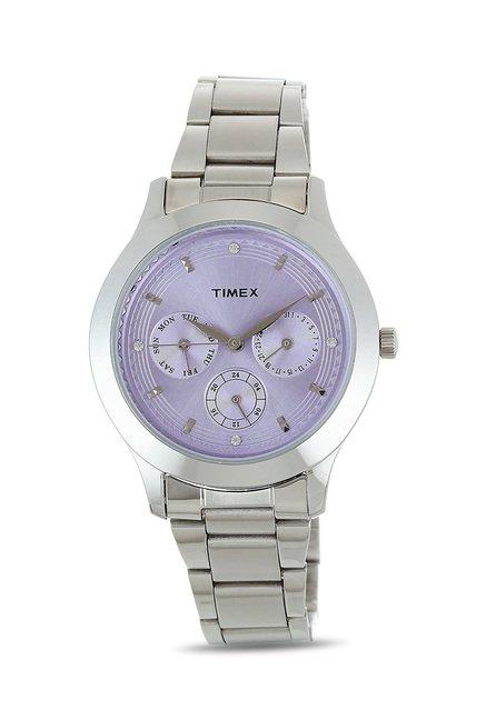 Timex TI000Q80500 E-Class Analog Watch for Women