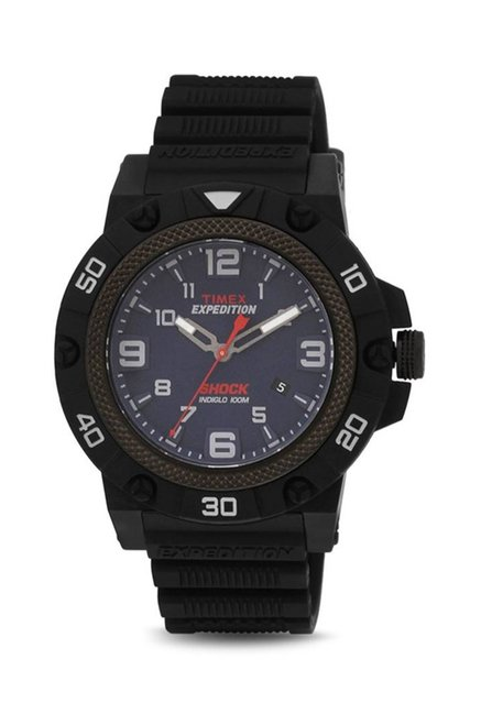 Timex TW4B011006S Expedition Analog Blue Dial Men's Watch (TW4B011006S)