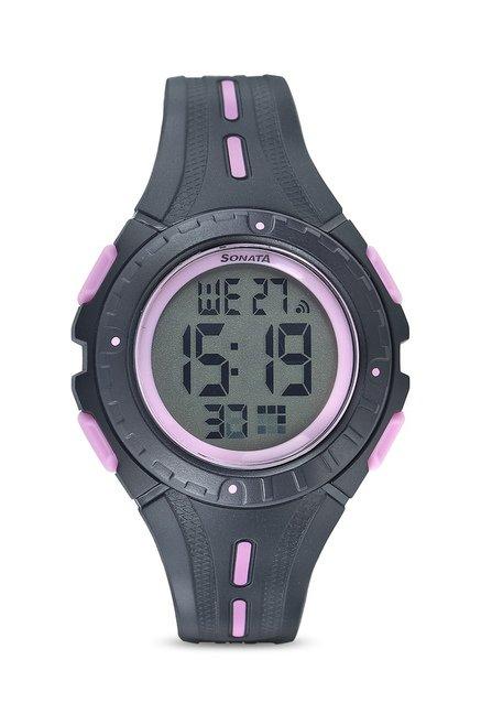 Sonata 8977PP03 Super Fibre Ocean Series Watch for Women