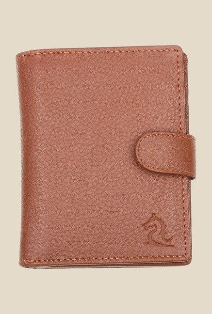 Kara Tan Leather Wallet