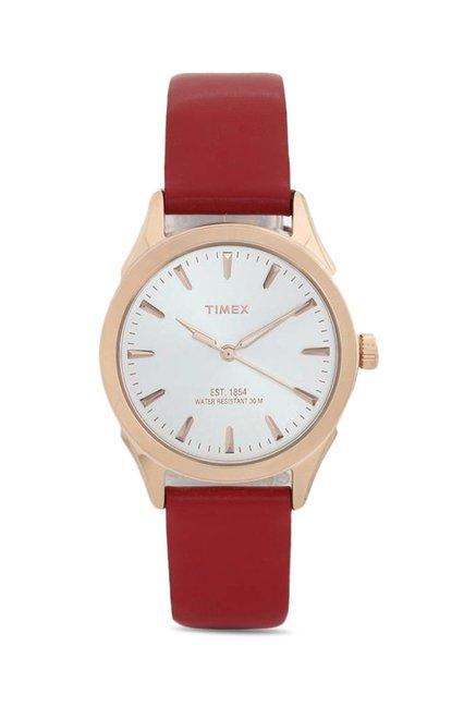 Timex TW000Y602 Fashion Analog Watch for Women