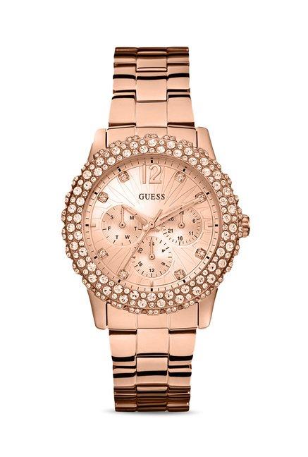 Guess W0335l3 Analogue Dial Women's Watch
