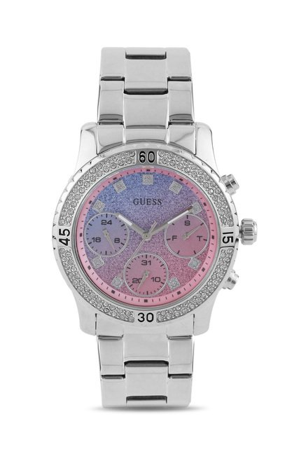Guess W0774L1 Analog Watch for Women