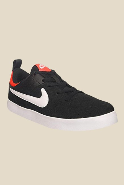 b0f3ff4604a Buy Nike Liteforce III Black   Crimson Red Sneakers for Men at Best ...