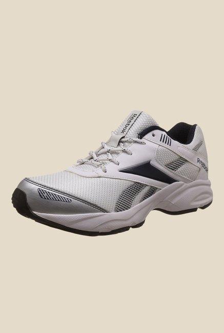 1607f7784b2ba Buy Reebok Exclusive Runner LP White   Black Running Shoes for Men at Best  Price   Tata CLiQ