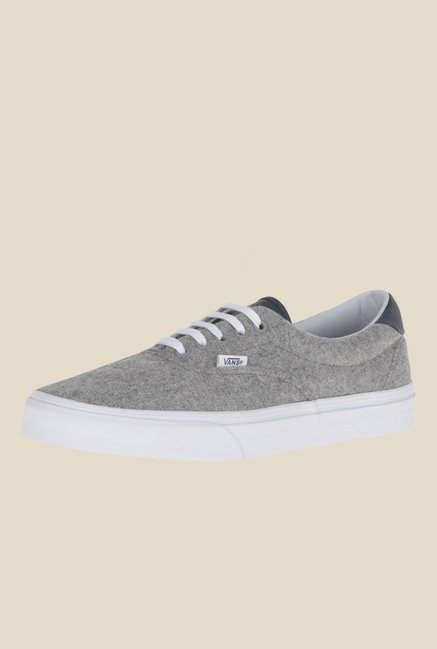 6a1fef50980764 Buy Vans Era 59 Grey   White Sneakers for Women at Best Price ...