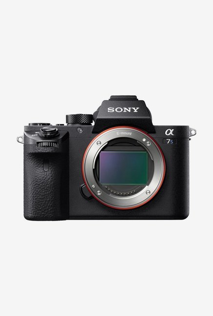 Sony Alpha ILCE-7SM2 12.2 MP DSLR Camera Body Only (Black)