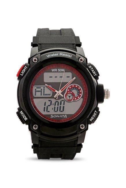 Sonata NH7989PP03J Super Fibre Ocean Series Watch for Men