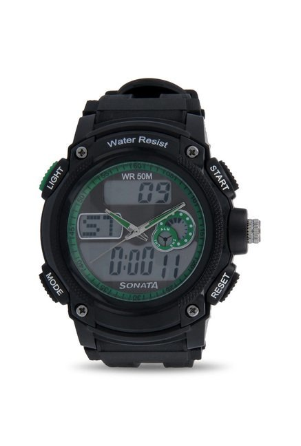 Sonata NH7989PP04J Super Fibre Ocean Series Watch for Men