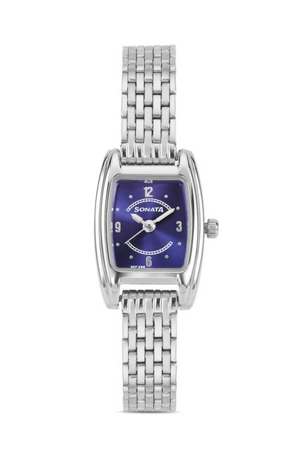 Sonata 8103SM01C Professional Analog Watch for Women