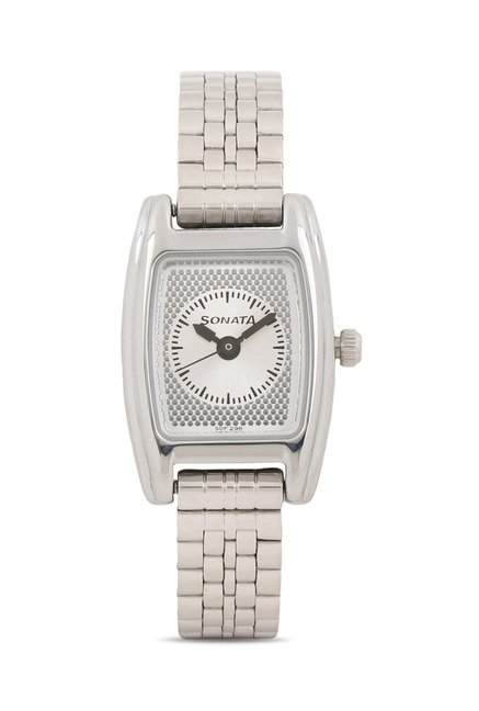 Sonata 8103SM02C Professional Analog Watch for Women