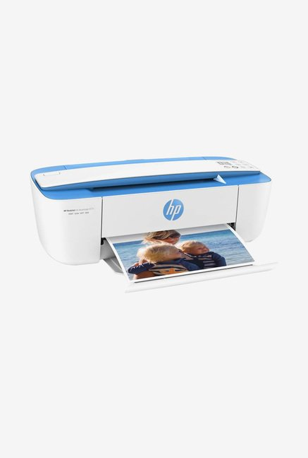 HP DeskJet Ink Advantage 3775 AIO Printer  White/Blue