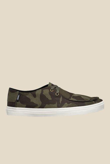 6c1c98c09b1d23 Buy Vans Rata Vulc SF Olive   Brown Casual Shoes for Men at Best Price    Tata CLiQ