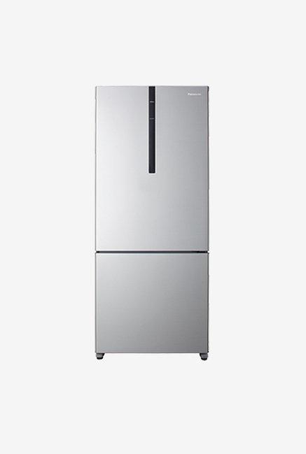 Panasonic NR-BX418VSX1 407 L Refrigerator (Shining Silver)