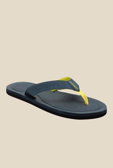 6d76c03b9 Buy Adidas Merino Syn Navy Flip Flops for Men at Best Price   Tata CLiQ
