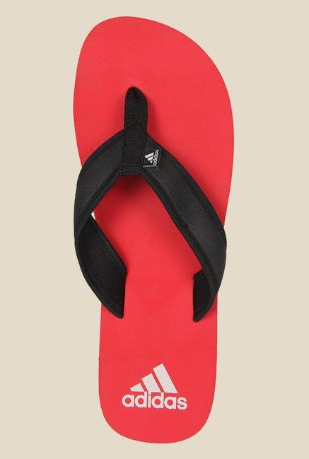 31b33f5e4edcd4 Buy Adidas Adi Rio Attack Black Flip Flops for Men at Best Price ...