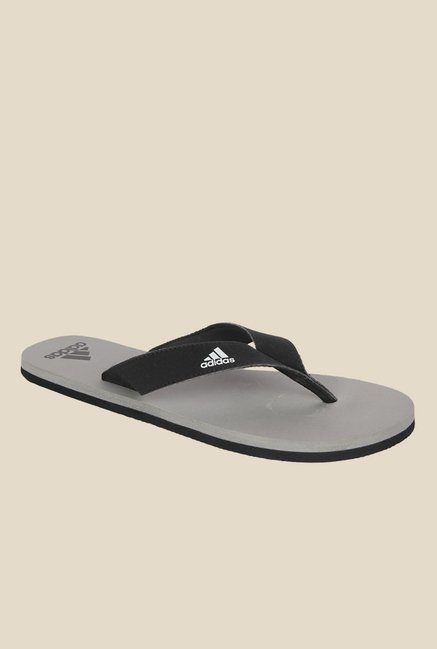 12518182c Buy Adidas Eezay Max Out Black Flip Flops for Men at Best Price ...