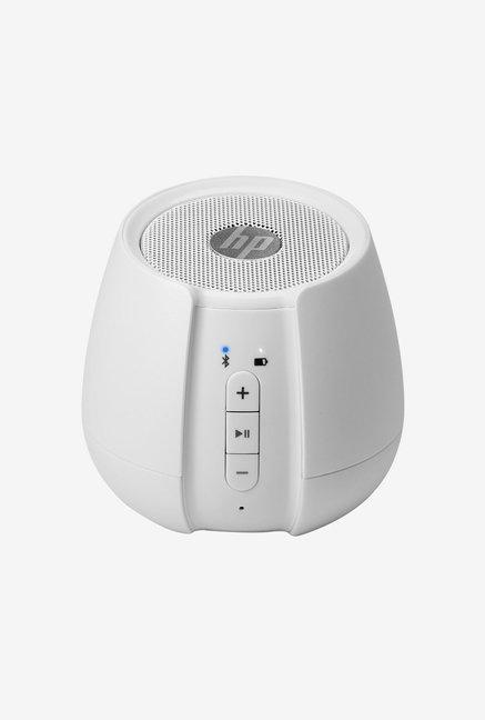 HP S6500 Bluetooth Speaker (White)