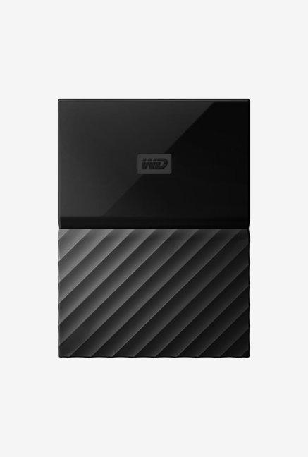 WD My Passport 2 TB Portable Hard Drive (Black)