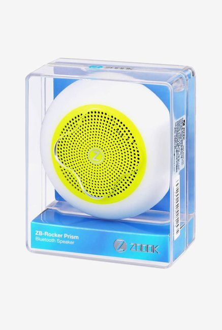 Zoook Rocker Prism Bluetooth Speaker (White)