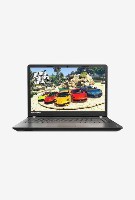 Lenovo 80QQ019NIH 39.62cm Laptop (Intel i3, 1TB) Black