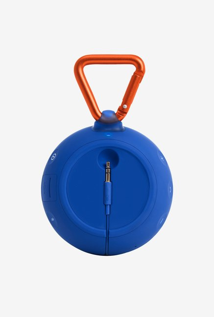 JBL Clip 2 Bluetooth Speaker (Blue)